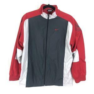 Nike Lightweight Windbreaker Jacket XL Full Zip